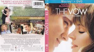 the vow 2012 blu ray dvd front dvd cover