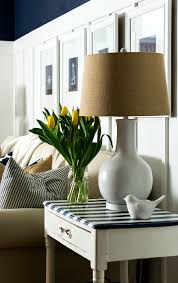 Spring Decorating Ideas Spring Decor Ideas In Navy And Yellow It All Started With Paint