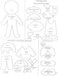 scout coloring pages brownie scouts coloring pages