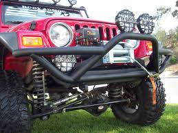 jeep body armor body armor 4x4 jeep front bumpers tj 1951 free shipping on