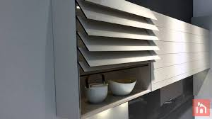 modern kitchen cabinet door kitchen folding cabinet door youtube