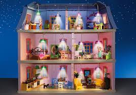 Amazon Playmobil Esszimmer Playmobil 6354 City Life U2013 Beleuchtungs Set Für Die Moderne