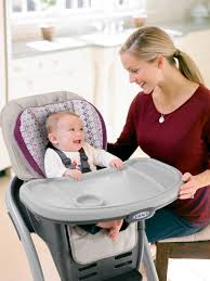 Child High Chair Graco Blossom 4 In 1 High Chair Seating System In Nyssa