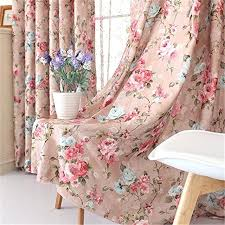 vintage bedroom curtains vintage floral curtains romantic vintage floral window curtain royal