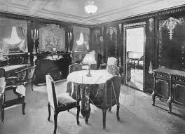 Titanic First Class Dining Room First Class Suites And Staterooms Test