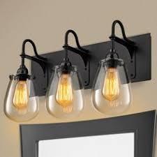 Industrial Bathroom Lights Industrial Bathroom Vanity Lighting 18497 Home Design