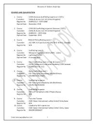 Resume For Custodian Keliew Cv
