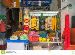 Flower Shops by Flower Shops At Little India Singapore Editorial Photo Image