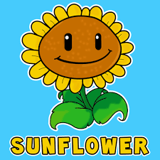 zombie cinderella tutorial how to draw sunflower from plants vs zombies with easy step by step