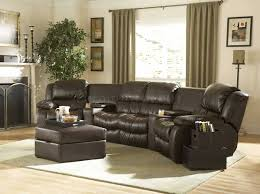 Curved Sectional Sofa With Recliner by Sofa Small Sectional Sofas With Recliners Oversized Recliner