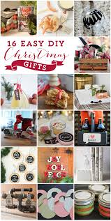 How To Make Christmas Gifts Handmade Ideas Christmas Cupcake In A Jar 16 More Diy Gift Ideas Free Printables