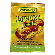 levure cuisine levure boulangère déshydratée 9 g rapunzel acheter sur greenweez com