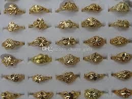girl heart rings images Cheap price woman girl rings mix heart clover flower free size jpg