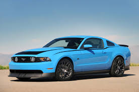 ford rtr mustang photo gallery ford mustang rtr in grabber blue mustangs daily