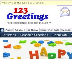 electronic greeting cards generate income with a free e greeting card website