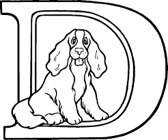 nut coloring page letter d coloring pages getcoloringpages com