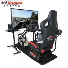 Racing Simulator Chair Gt Omega Pro Racing Simulator Professional Rs6 Seat