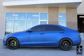 wheels for cadillac ats kc trends showcase stance sc1 staggered gloss black wheels