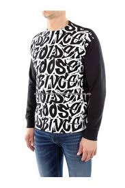where to buy golden goose sweatshirts men black and white