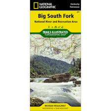 Smoky Mountains Map Great Smoky Mountains National Park Map Pack National Geographic