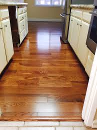Hardwood Floor Gun Beautiful Somerset Gunstock Oak Installed In A Kitchen By