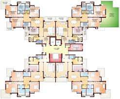 Flat Plans Parsvnath Exotica Gurgaon Discuss Rate Review Comment Floor