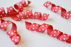 fabric ribbons getting crafty in the kitchen how to curl grosgrain ribbon