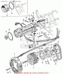 motor wiring diagram magneto small engine magneto diagram