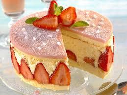 cuisine de a a z desserts la meilleure recette de fraisier au thermomix ce délicieux