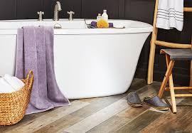 Bathroom Wood Tile Floor Tile Wood Look Flooring Ideas