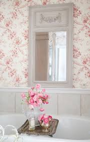 French Country Wallpaper by How French Style Mirrors Add Charm To Any Room