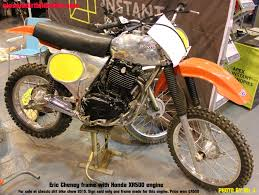 cz motocross bikes for sale the eric cheney story classicdirtbikerider com