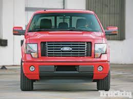 Ford F150 Truck Gas Mileage - 2012 half ton truck shootout 2012 nissan titan 4x4 pro 4x