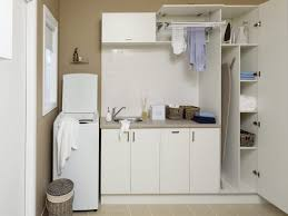 storage solutions for small kitchen laundry in kitchen kitchen
