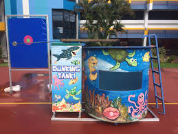 dunking booth rentals carnival equipment rental singapore rent now