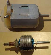 brushed dc electric motor wikipedia