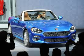 2017 fiat 124 spider abarth new fiat 124 spider starts from 24 995 abarth from 28 195