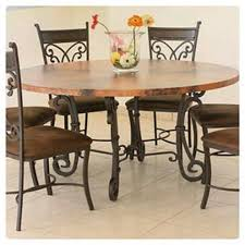 rustic dining rooms