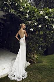 low back wedding dresses 37 jaw dropping low back wedding dresses weddingomania
