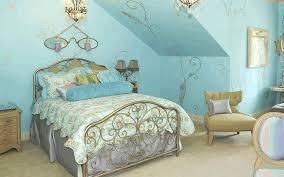 basement bedroom ideas light brown furry rug white framed mirror