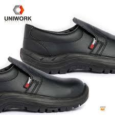 chaussure de cuisine noir mocassin de cuisine bachelite