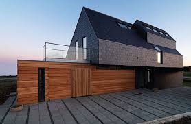 Ultra Efficient Danish Home Produces More Energy Than It Needs - Danish home design