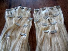 Human Hair Loc Extensions by Foxy Locks Clip In Hair Extensions Sweet Fashion Make Up