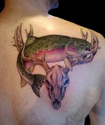 Tattoo Ideas For Hunters Deer Antler Tattoos Yahoo Search Results Tattoos U0027 Pinterest