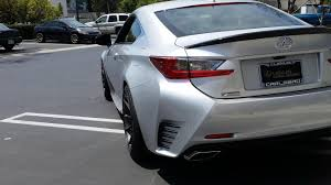 lexus rc 350 for sale los angeles rc350 post your aftermarket wheel fitment and tires clublexus