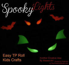 Glow In The Dark Home Decor Glow In The Dark Halloween Projects