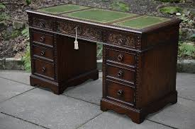 Antique Office Desks For Sale Outstanding Antique Writing Desk With Drawers Furniture Intended