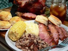 baked picnic ham recipe taste of southern