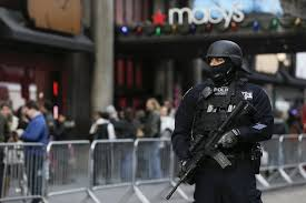 heavy presence planned for macy s thanksgiving day parade