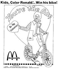 mcdonalds coloring pages at mcdonalds coloring pages omeletta me